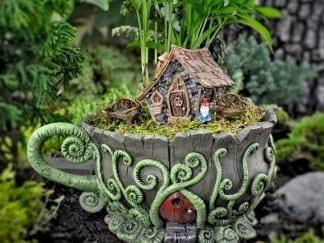 Micro Mini Houses & Accessories