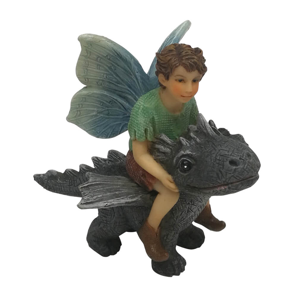 Boy and Dragon